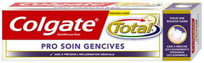 Dentifrice Colgate Total® Pro·Soin Gencives