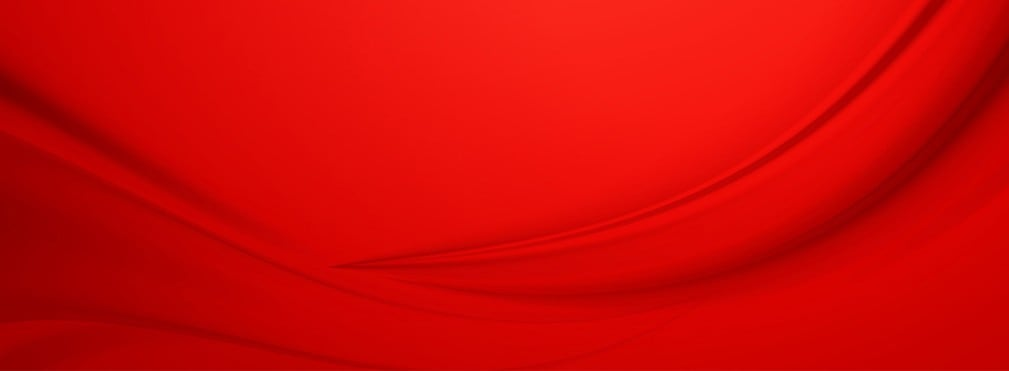 red background with waves