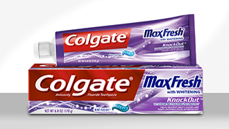 Try other Colgate® MaxFresh® Products