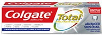 Dentifrice Colgate Total Advanced Soin Émail