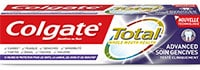 Dentifrice Colgate Total Advanced Soin Gencives