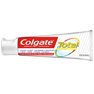 Dentifrice Colgate Total Original