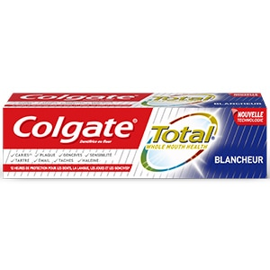 Dentifrice Colgate Total Blancheur