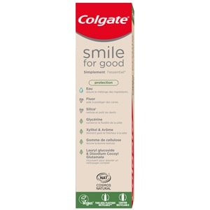Dentifrice Smile for Good Protection