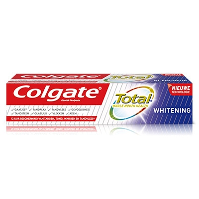 Colgate Total Whitening tandpasta