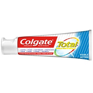 Colgate Total Visible Action Toothpaste